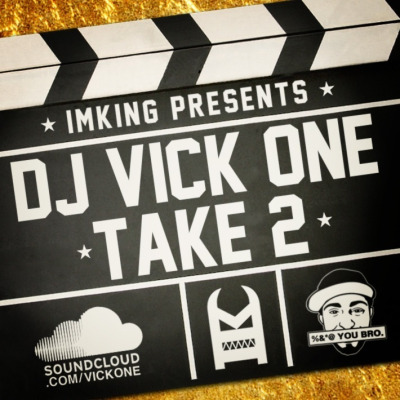 Hear it here: http://soundcloud.com/vickone/dj-vick-one-x-im-king-clothing