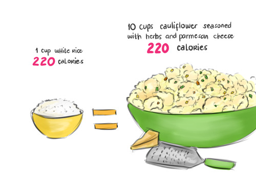 strong-and-stronger:  girlgrowingsmall:  Try roasting the cauliflower in the oven with those seasonings and some olive oil. Crazy yummy.  This is honestly one of the best tricks Tumblr has taught me. So good!