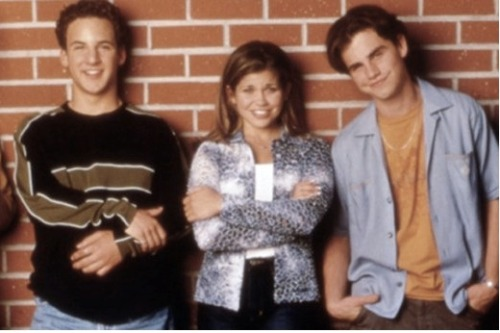 "Looks like Disney is contemplating a Boy Meets World spinoff. The title? Girl Meets World… It'd be a show about the pre-teen years of the daughter of ""Cory"" and ""Topanga""… Well, why not."