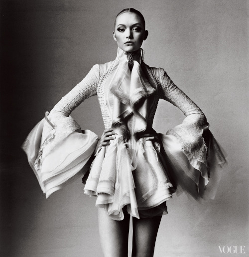 vogue:  Balenciaga Spring 2006 Photographed by Irving Penn, Vogue, March 2006 See more photos of Balenciaga in Vogue
