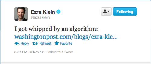 Mmm…add this to my Pinterest board of Ezra Klein accidental sexual innuendo. Hahaha.