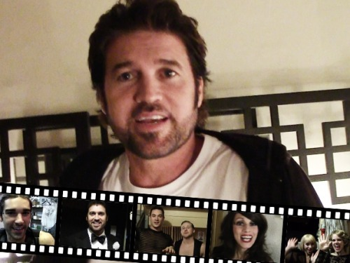 THE ROAD TO CHICAGO, episode 3! Billy Ray Cyrus takes us backstage on his opening night