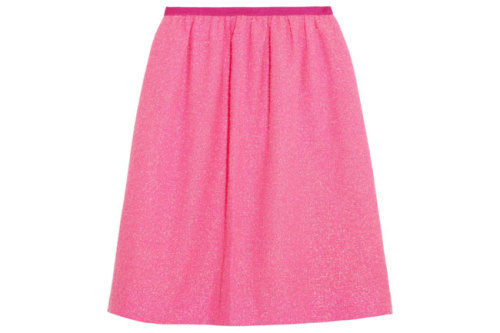 Whether mini, pencil or peplum is your thing, we rounded up 100 pretty skirts that work for every shape and budget. Check out our top picks for the season » netaporter.com