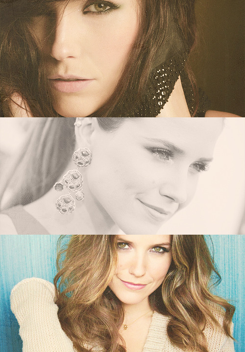beautiful women↳ featuring sophia bush