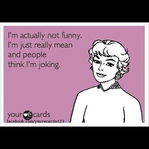 #lol #ecards #funny #joke #mean