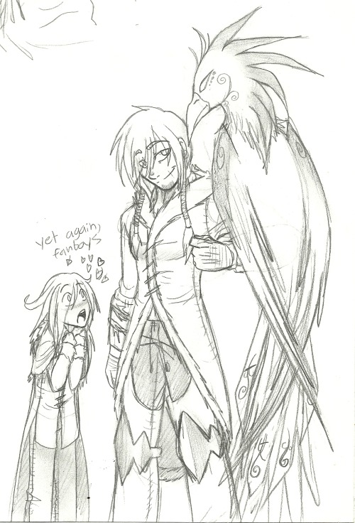 (( ok for those who didnt knew Zarrex owns a giant Ice Bird named Glacier. And it's extremely loyal to Zar, even in death it wouldnt abandon him. And yeah it's as big as Angelus. ))
