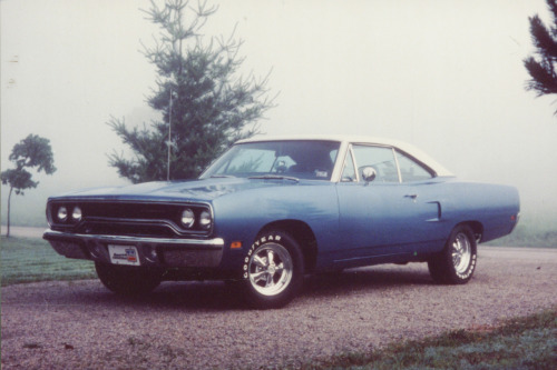 musclecardreaming:  70 Plymouth RoadRunner