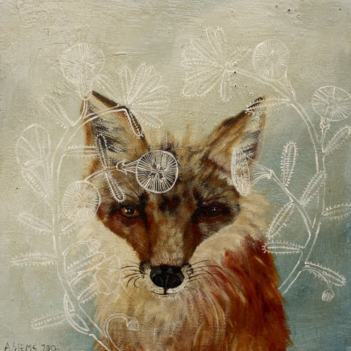 Anne Siems, Fox Plant, 2012