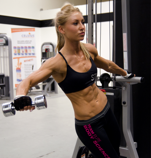 gymbooty:  I want shredded #abs. I will have shredded #abs!