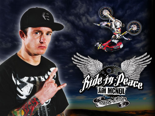 One year today..Ride In Peace, Jim McNeil