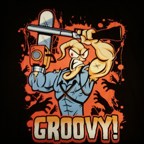 omallz:  Bishes be jelly of my #EarthwormJim shirt
