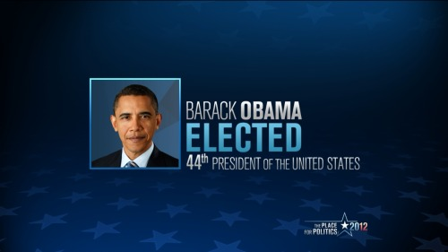 cwnerd12:  msnbc:  NBC News declares Barack Obama the projected winner of the presidency of the United States.  http://on.msnbc.com/RfTyAf