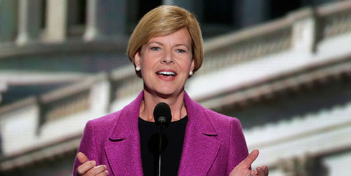 "halftheskymovement:  apio:   TAMMY BALDWIN, the Senator-Elect from Wisconsin, will become the first openly gay person ever elected to Senate.  MAZIE HIRONO, the Senator-Elect from Hawaii, will become the first Asian-American woman in Senate.  TAMMY DUCKWORTH, the Representative-Elect for Illinois, will become the first disabled female veteran elected to the House of Reps. (she lost both her legs in the Iraq War).   Tonight is one for the history books.  Women make up ""half the sky"" but still only 20% on the Senate. We are on our way towards progress but we aren't there yet. Still 1 in 5 is something to celebrate and this is outstanding for all the women who were elected."