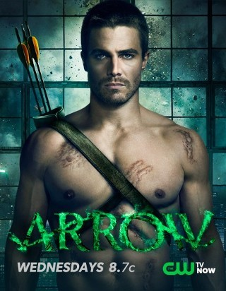 I am watching Arrow                                                  589 others are also watching                       Arrow on GetGlue.com