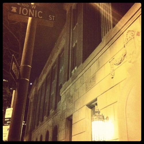 Iconic st @ iconic day @ Election Day  (at Philadelphia, PA)