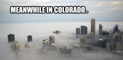 Meanwhile in Colorado…