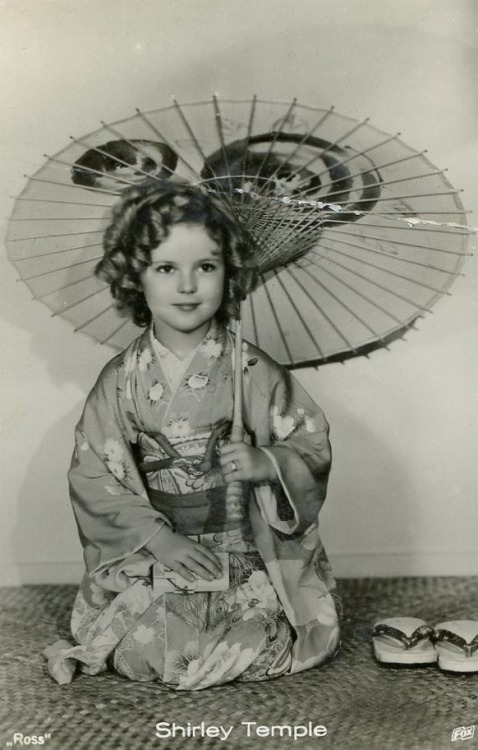 miss-shirley-temple:  Shirley Temple, 1936.