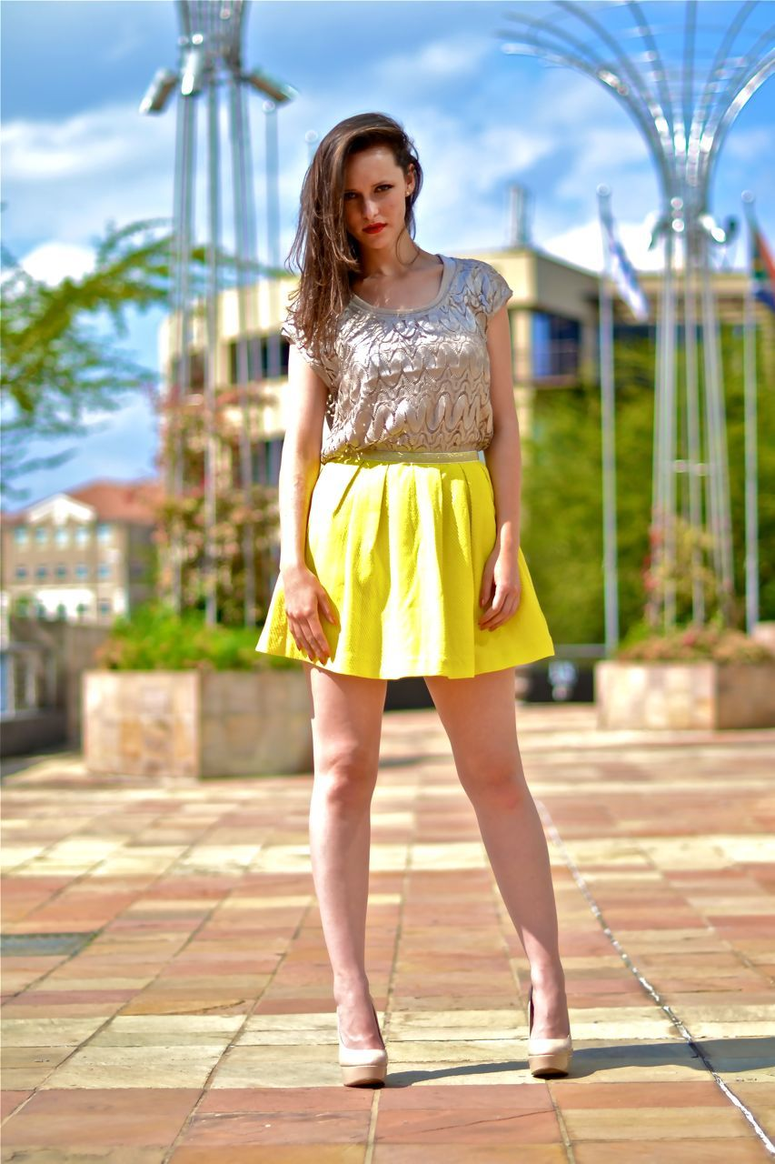 CALL IT SPRING | STREET STYLE Model: Stacey van der Walt Location: Sandton, South Africa  Photographed by: The Expressionist Like on Facebook: Call It Spring