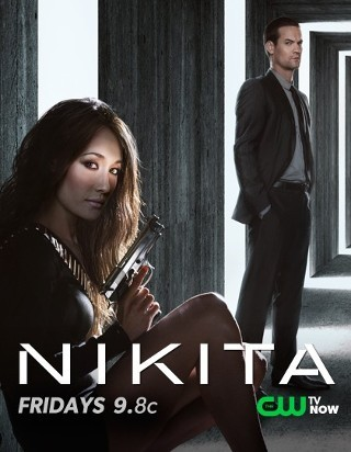 I am watching Nikita                                                  41 others are also watching                       Nikita on GetGlue.com