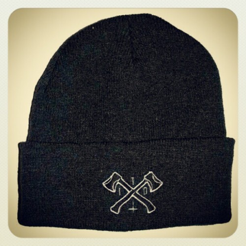 Pick up our crossed axes beanie in grey or black at www.inthedarkclothing.co.uk #inthedarkclothing #inthedark #itd #instagram #streetwear #street #beanies #beanie #hat #cold #head #headwear #bmx #bmxuk #skateboard #clothing #uk #london #brighton