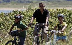 filmbarend:  Bikers <3 Obama II!