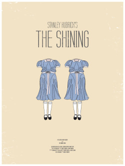 The Shining Awesome poster for all the fans of Kubrick's horror bench mark, those gearing up for Room 237…View Postshared via WordPress.com