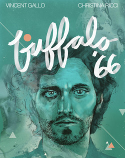 Buffalo '66 This beautiful simple green work for Vincent Gallo's Buffalo '66 by Matt Chinworth is for sale h…View Postshared via WordPress.com