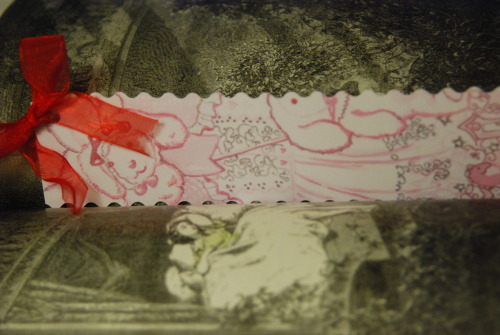 "My bookmark ""cuty princess"""