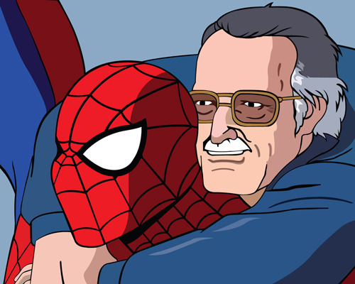 Stan Lee makes his case for bigger role in The Amazing Spider-Man 2  During a recent Collider interview with director Marc Webb, Marvel legend Stan Lee barged in for an unexpected appearance in order to make his case for a larger role in The Amazing Spider-Man 2…