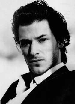 Gaspard Ulliel.The man who took my breath away.