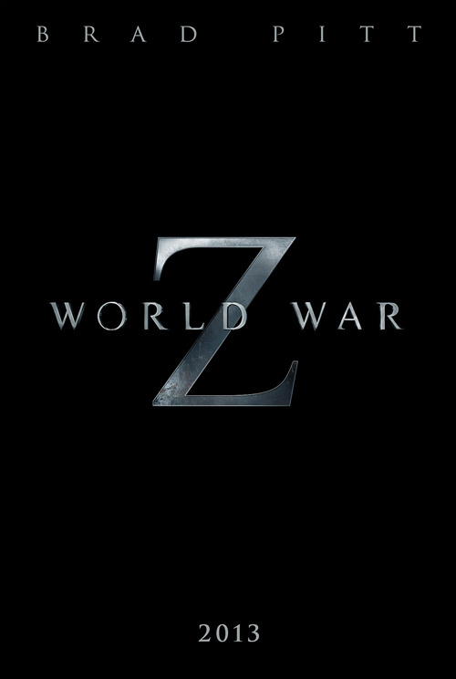World War Z reveals an official logo  World War Z has begun ramping up its promotional campaign, releasing an official logo after revealing the first glimpse of footage earlier this week…