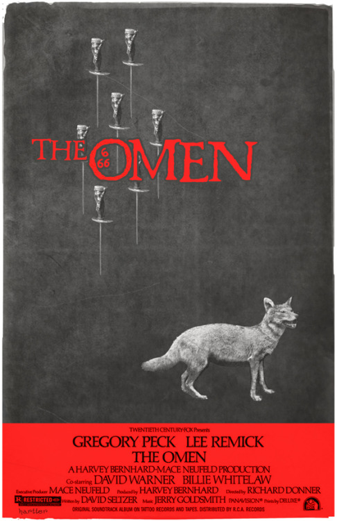 The Omen by Sean Hartter