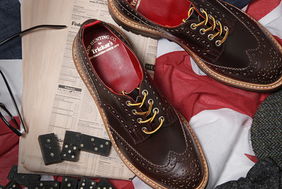 Tricker's for End Hunting Co. – British Craftsmanship Collection