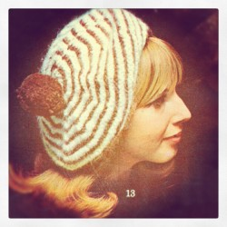 ♥  I love my collection of vintage knitting patterns ♥