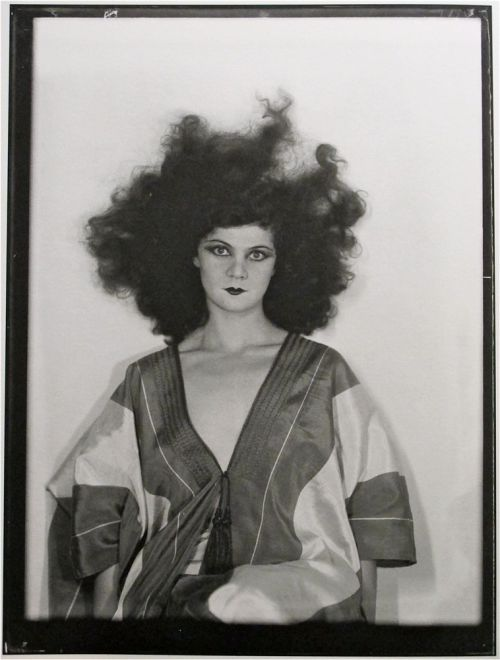 Helen Tamiris (Helen Becker) by Man Ray, Paris, 1930 From Man Ray Portraits: Paris - Hollywood - Paris: The From Man Ray Archives of the Centre Pompidou Via MONDOBLOGO Also