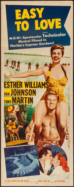 Easy to Love (MGM, 1953) Starring Esther Williams and Van Johnson - IMDB