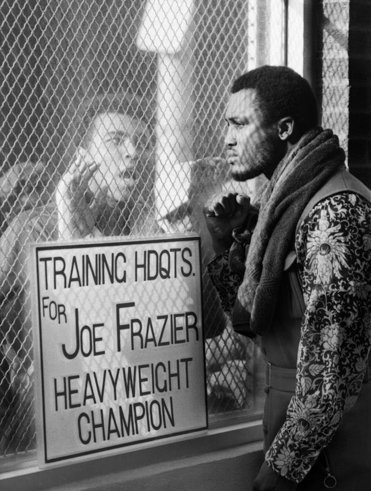 life:  On the one-year anniversary of Joe Frazier's death (he died Nov. 7, 2011), LIFE pays tribute to the former champ, taking a close look at the photograph that best captured the unbridgeable distance between Ali and Smokin' Joe.