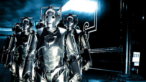 BBC Doctor Who Blog - Cybermen confirmed to return for 2013 in an episode penned by Neil Gaiman  The Doctor will come face-to-face with some old enemies… We can confirm that the Cybermen will be menacing the universe once again when Doctor Who returns for a run of eight epic episodes in spring, 2013.The iconic enemies will feature in an adventure directed by Stephen Woolfenden and written by the acclaimed Neil Gaiman whose previous episode was the Hugo Award-winning, The Doctor's Wife.  Starring Matt Smith as the Doctor and Jenna-Louise Coleman as the new companion, the episode co-stars Warwick Davis (Life's Too Short and Harry Potter), Tamzin Outhwaite (EastEnders and Hotel Babylon) and Jason Watkins (Being Human and Lark Rise to Candleford) as a band of misfits on a mysterious planet… Steven Moffat, Lead Writer and Executive Producer, told us, 'Cybermen were always the monsters that scared me the most! Not just because they were an awesome military force, but because sometimes they could be sleek and silver and right behind you without you even knowing. ' He added, 'And with one of the all-time classic monsters returning, and a script from one of our finest novelists, it's no surprise we have attracted such stellar names as Tamzin, Jason and Warwick.' The Cybermen last appeared in 2011's Closing Time but debuted in 1966 opposite William Hartnell's Doctor in the classic The Tenth Planet.