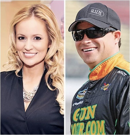 New couple alert? Is Emily Maynard dating NASCAR Truck driver Jason White?…. Click the pic to read more but witnesses say the two were all over each other at a recent Carrie Underwood concert.
