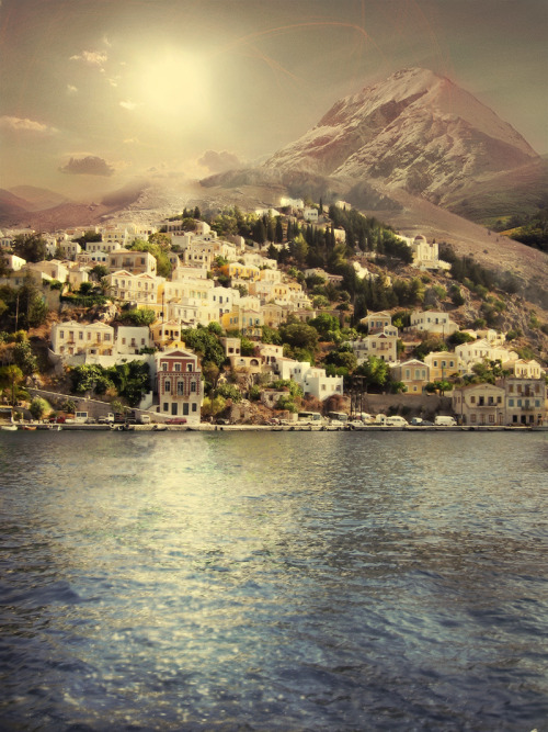 Symi,Greece