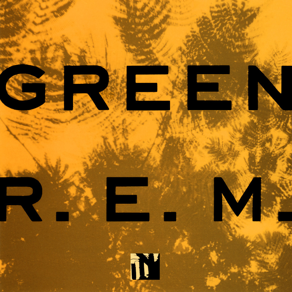 "rickwebb:  slicingeyeballs:  On this day in 1988, R.E.M. released its sixth album, 'Green.' The band's first for a major label, it featured the singles 'Orange Crush,' 'Stand,' 'Pop Song 89' and 'Get Up.'  I still think of this as ""the new REM album."""
