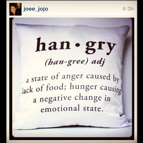 🙋I confess I get HANGRY a lot. (Photo by @joee_jojo) @charabalos @miadominiquec @corni_ni_corn #words #pun #diet #igers #igersmanila #photoadaynov #fmsphotoaday  8