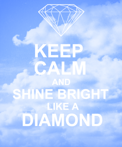 #LikeaDiamond #Diamond #Diamonds #R7 #7 #777 #Rihanna #Riri #Unapologetic #freshofftherunway #numb #pouritup #lovesong #jump #rightnow #whatnow #stay #nobodysbusiness #lovewithouttragedy #getitoverwith #noloveallowed #lostinparadise #halfofme