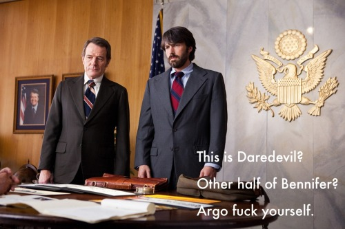 reviewinhaiku:  Argo