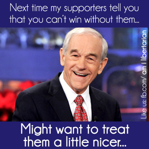 thehilander:  Ron Paul 2016!