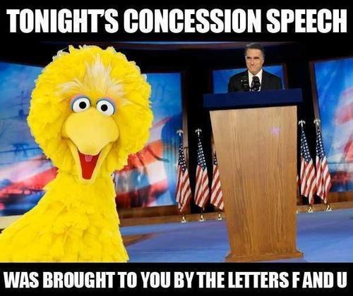 You tell that nasty man, Big Bird. He's a stranger D:< WE DON'T TALK TO STRANGERS!