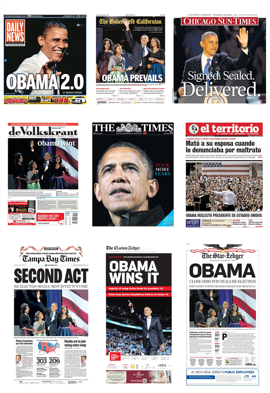 Front pages (via nevver)