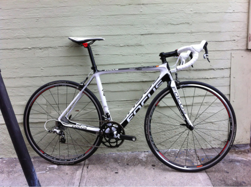 Another 2013 Focus ready roll. Izalco Pro 3.0 compact.