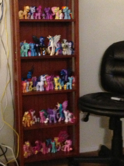 Annnd now they're properly arranged.