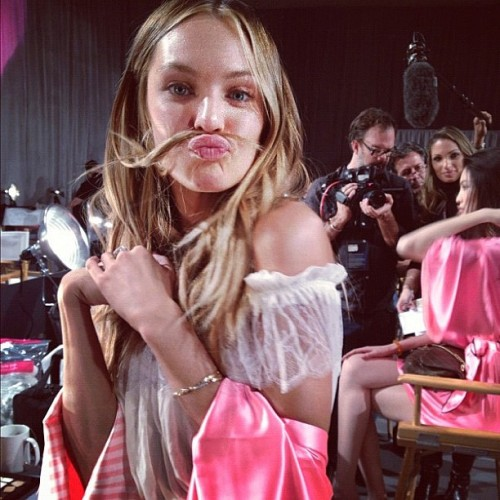 vsfsrunwayangels:  Candice is the actual cutest